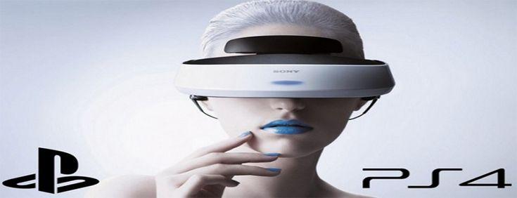 Sony - Dévoile le projet Morpheus un casque VR pour PlayStation 4