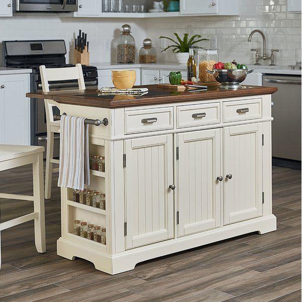 Hewson Kitchen Island Set Kitchen Island Design Modern Kitchen