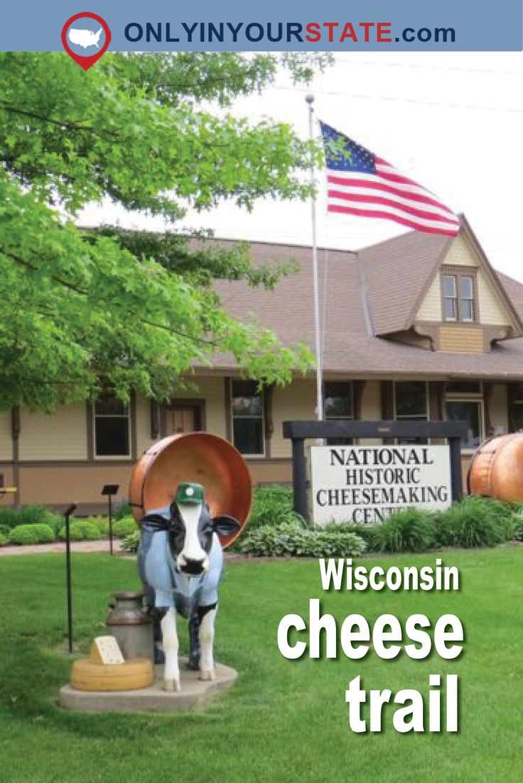 Travel | Wisconsin | Cheese Trails | Things to Do | Wisconsin Bucket List