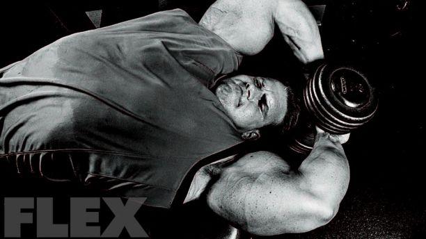 Jay Cutler's Chest Workout for Massive Pecs | FLEX Online