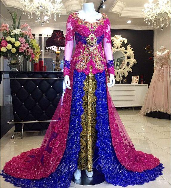 wedding kebaya modern dress 2016