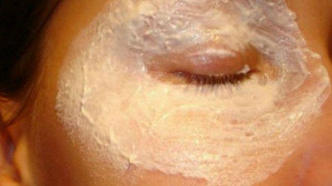 Подтяжка век без операции: делай эту маску раз в неделю и ты забудешь о старении!