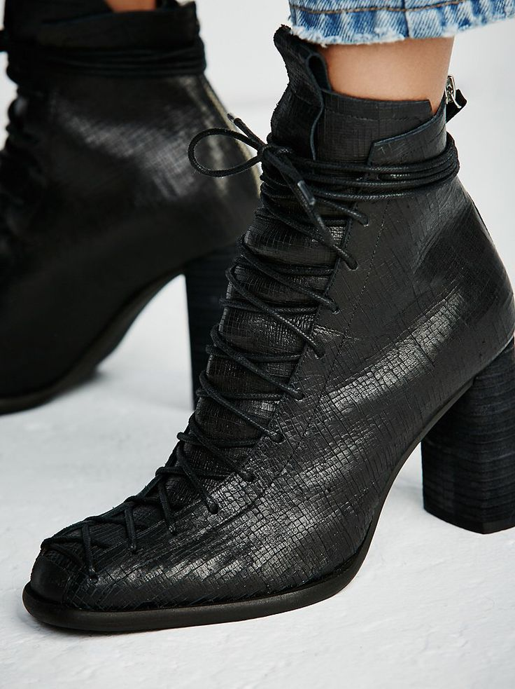 Collectible Heel Boot from Free People!