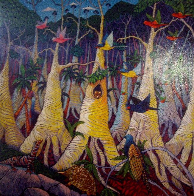 Artist Rob Den Ronden - Capanart Gallery