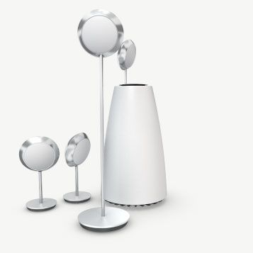 For cinema-quality surround sound: Beolab 14 - Bang & Olufsen