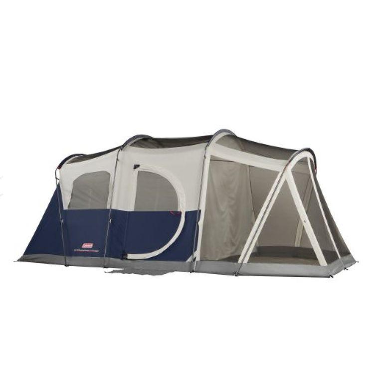 Coleman Elite WeatherMaster 6 Screened Tent  #bestfamilycabintent #familycabintent #cabintent #tent