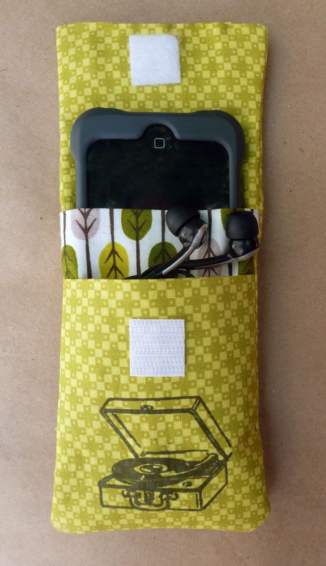 How To Sew An iPod Case – Part Deux | Willceau Illo News