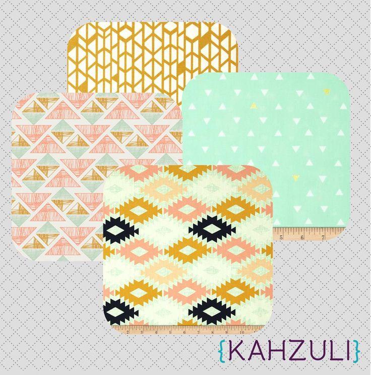 Aztec Nursery Draperies - Custom Nursery Drapes - Custom Aztec Draperies - Baby Girl Nursery Curtains - Blackout Lining Option by Kahzuli on Etsy https://www.etsy.com/listing/263202499/aztec-nursery-draperies-custom-nursery