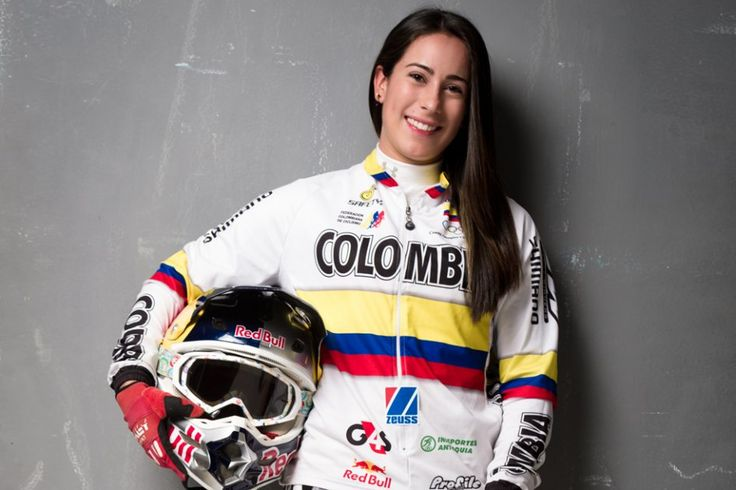mariana pajon | mariana pajon y usain bolt los mejores de latinoamerica y el caribe la ...