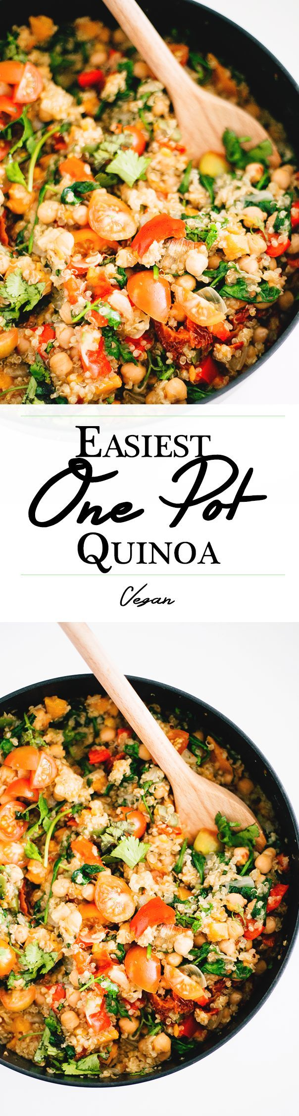 Quinoa recipe!                                                                                                                                                                                 More