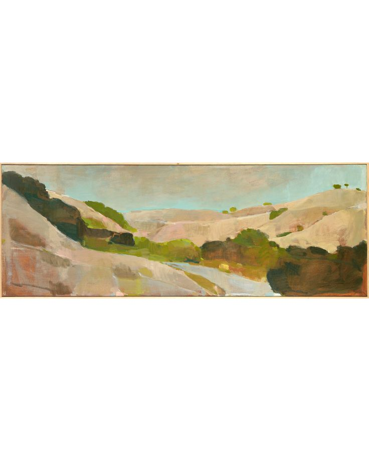 """Morning at Briones"" by Karen Smidth""Morning at Briones"" by Karen Smidth"