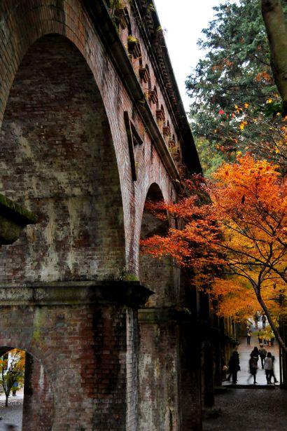 Nanzen-ji, Kyoto, Japan: photo by りな 京都 南禪寺 水路閣
