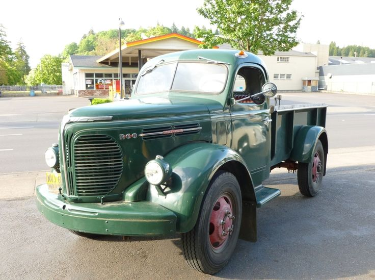 1949 REO Speedwagon Pickup Truck