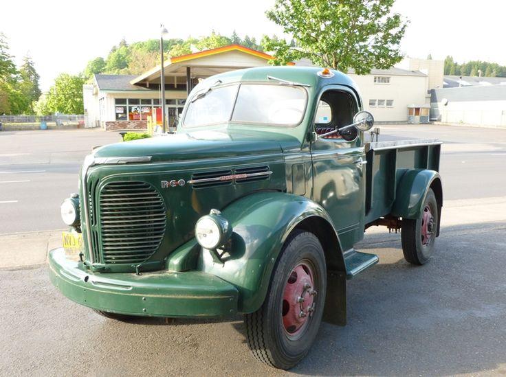 1949 REO Speedwagon Pickup Truck