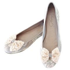 Stasia Willow Flat Shoes