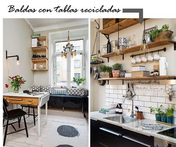 Reciclado decorativo con cajas reciclaje pinterest - Decoracion reciclaje interiores ...