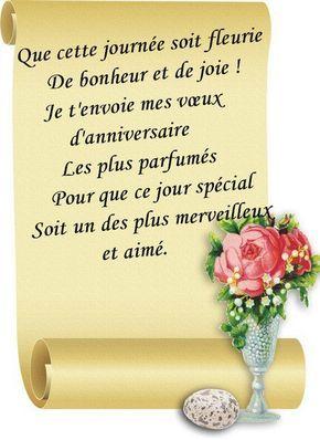 Anniversaire Birthday Cards Happy Birthday In French Birthday