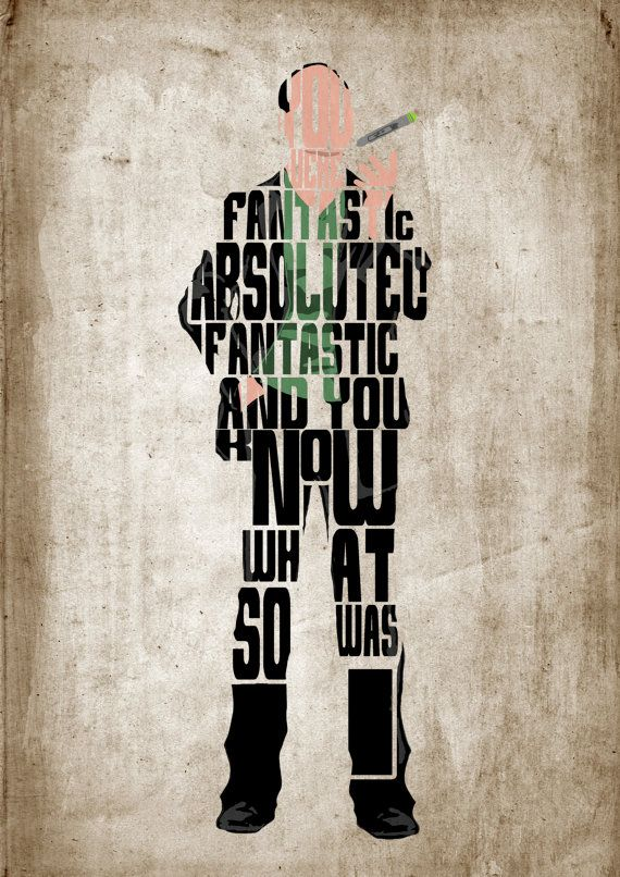 Ninth Doctor, Doctor Who, Christopher Eccleston Poster  - Minimalist Typography Poster, Movie Poster, Art Print, Illustration, Wall Art