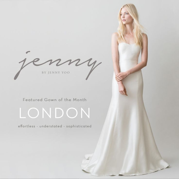 Featured Gown of the Month: Hayden Gown – Jenny Yoo Blog