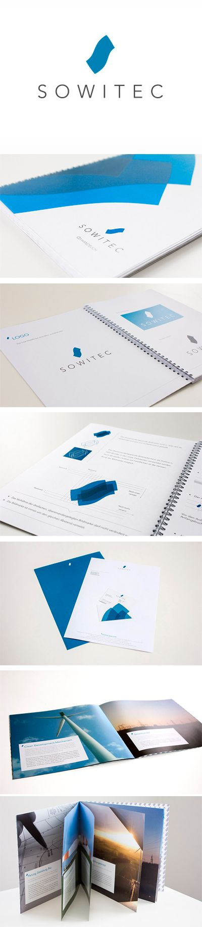 #branding and #logo design for SOWITEC group: one of the leading wind power developers in Latin America and Russia.