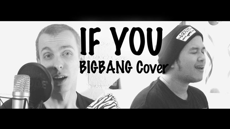 IF YOU (BIGBANG Piano Cover) by Ronnie Icon, Pudding Vũ, Dori Piano