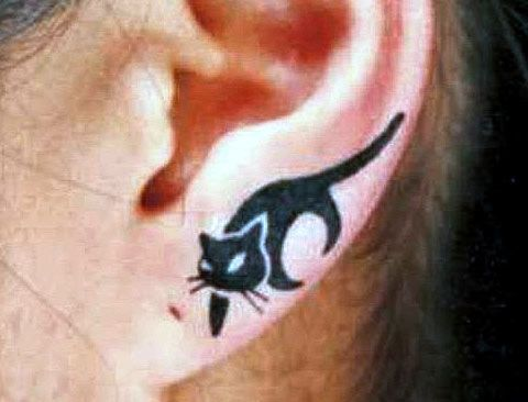 65 Amazing Cat Tattoo Designs | Pictures of Cats, Cat Pictures