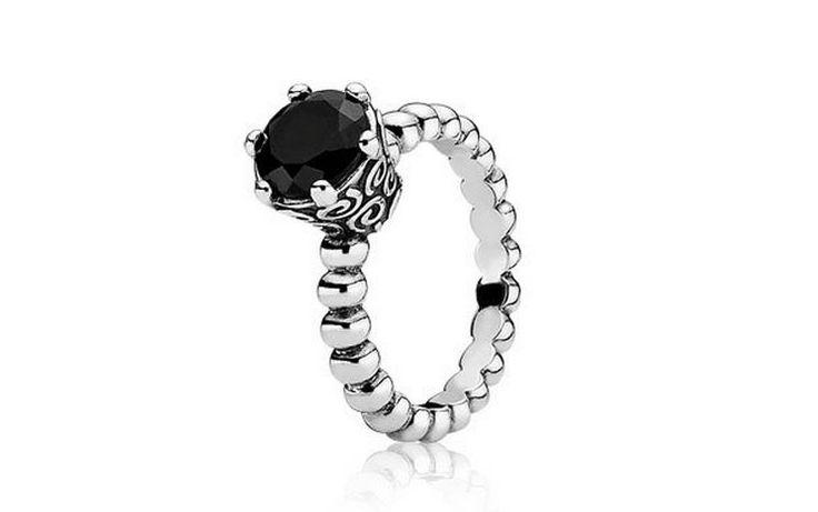 Tutti gli Anelli Pandora con il Listino Prezzi ufficiale alla Ricerca del Modello perfetto anelli Pandora listino prezzi Argento nero