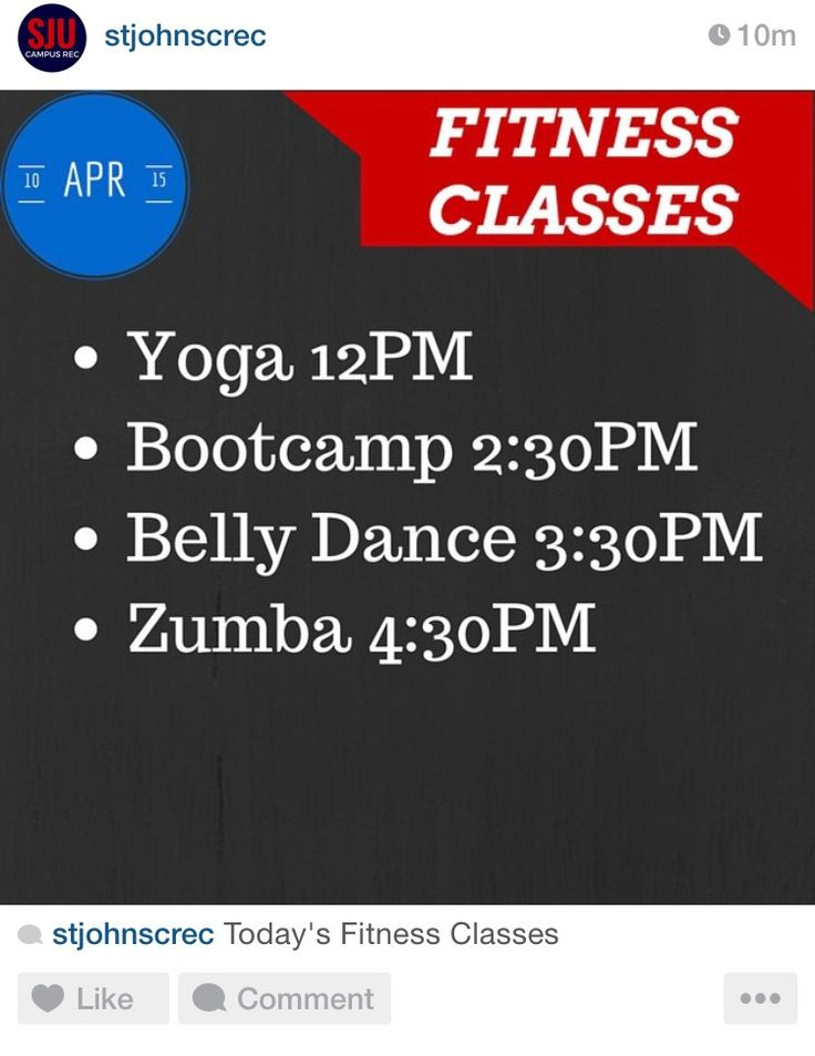 Daily Class Schedule For Social