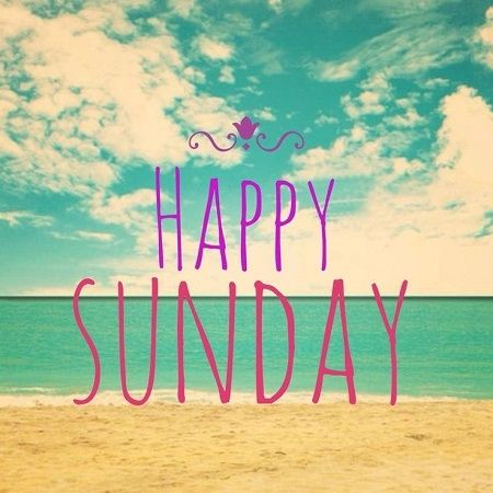 Happy Sunday Pictures, Photos, and Images for Facebook, Tumblr, Pinterest, and Twitter