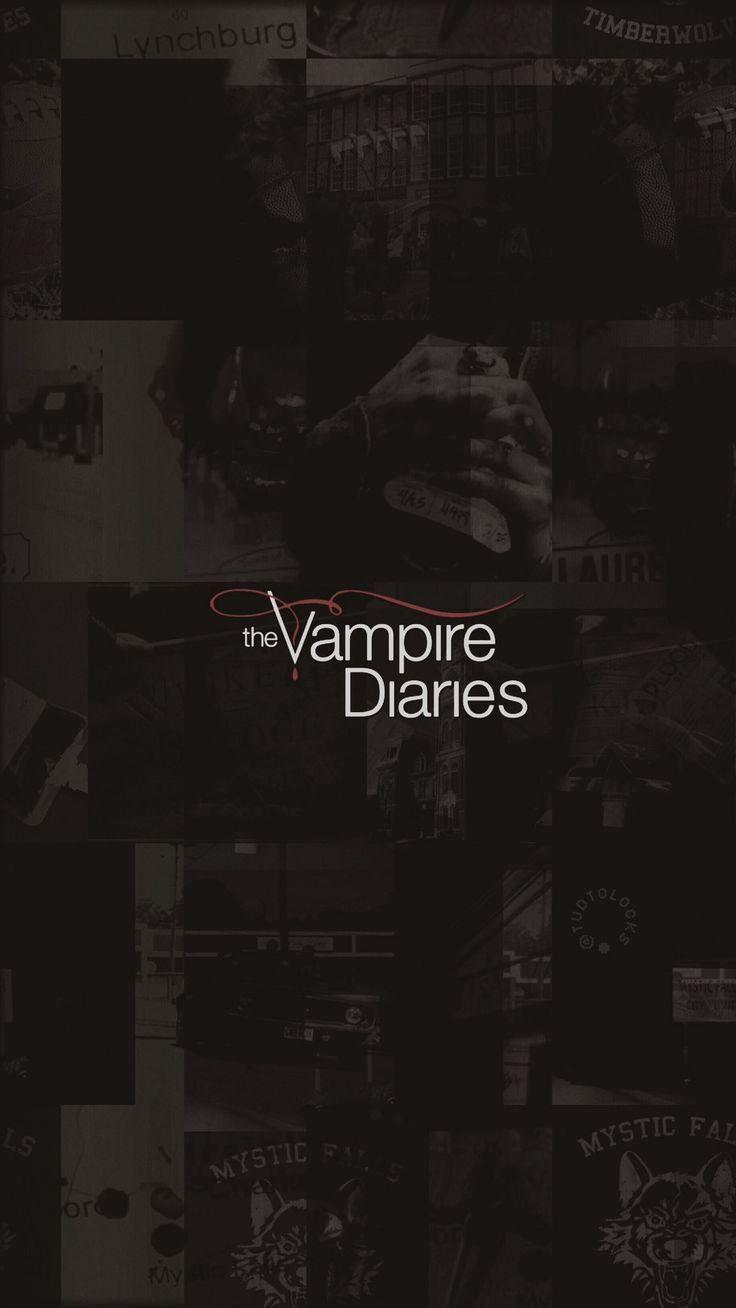 The Vampire Diares Wallpaper Scren Lock Vampire Diary Tvd The Vampire Diares The Vampire Diaries Logo Vampire Diaries Wallpaper Vampire Diaries Poster