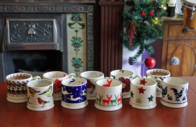 Espresso mug audit but Anna won't let me buy any more even though it is Emma Bridgewater sale day :-( by mike grice, via Flickr
