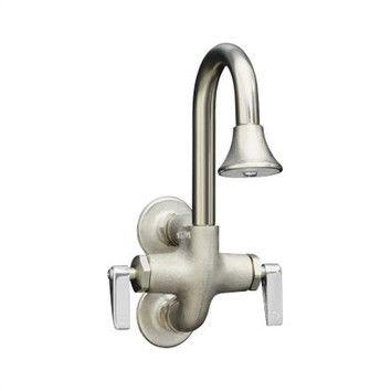 Kohler Kohler Cannock Wash Sink Faucet with Lever Handles