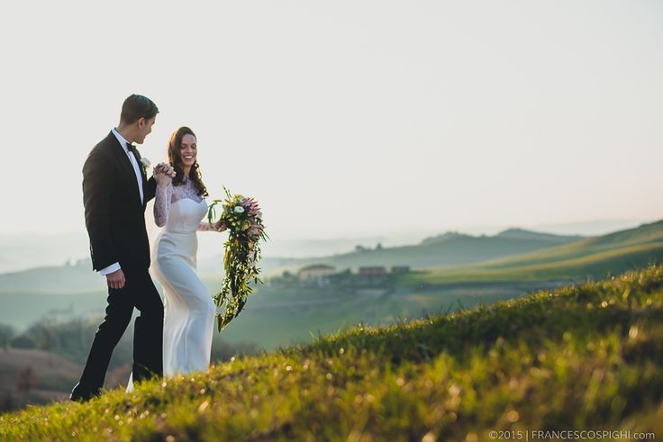 Bohemian Elopement in Italy | Rustic Chic inspiration Photo