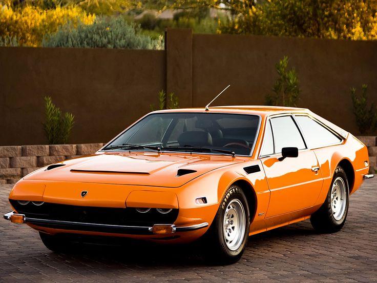 History Lamborghini Jarama