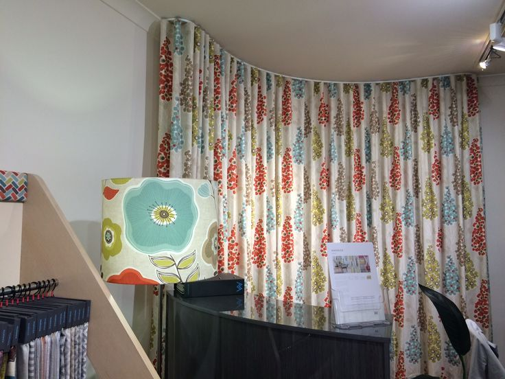 Warwick Fabrics, Brisbane showroom, May 2015. Featuring our Hawaii collection.