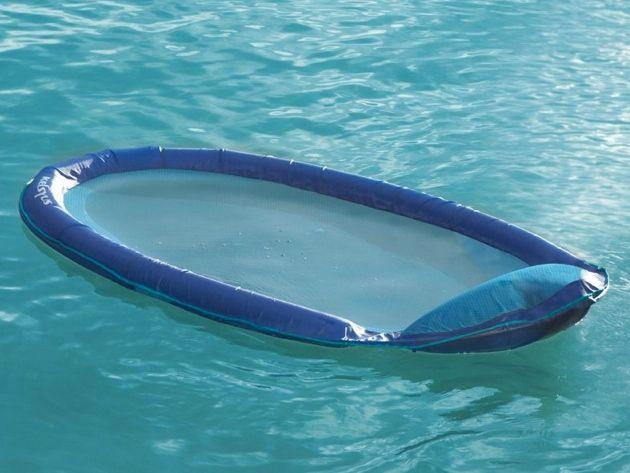 Floating Water Hammock | DROOL'D | pools | Water hammock ...
