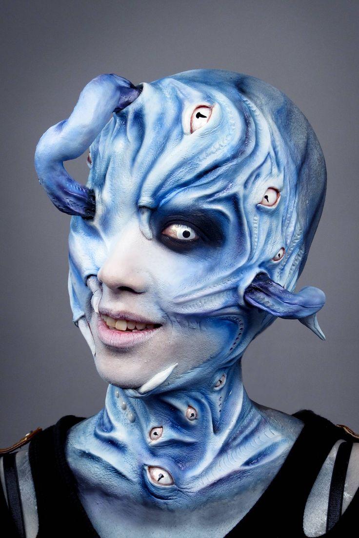Special Effects Makeup: Makeup FX, Costume, Avante-Garde