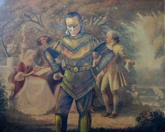 Ghostbusters Vigo the Carpathian Parody Painting by DavePollot