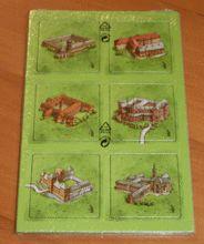 Carcassonne & Co.: Carcassonne Spiel des jahres 2001 Mini Erweiterung Die Klöster Klaus holländisch niederlande