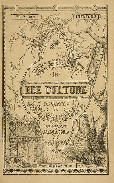 Gleanings in Bee Culture via Flickr