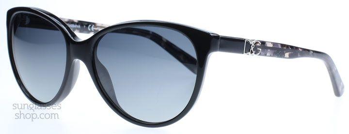 Dolce and Gabbana 4171P Iconic Logo Lunettes-de-soleil : 4171P Iconic Logo Noir 2688T3 Polarisé : FR
