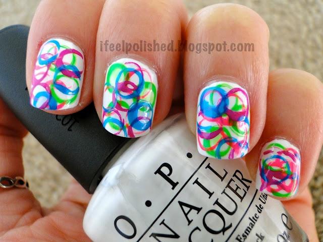 Circle Manicure!