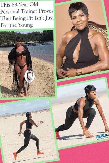 Ellen Ector -63 yr old personal  trainer! !!!