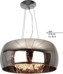 SPOT LIGHT Φωτιστικό κρεμαστό 6X40W G4 230V IP20 117