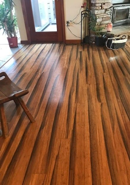 The Difference Between Hardwood Laminate And Bamboo Flooring Floor Ideas Plank
