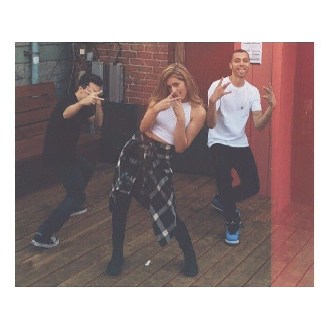 Lycia) #throwback to when I met kalin and Myles!! ((Can someone rp as Myles Parrish and Kalin?? I want them to be good friends with Lycia))