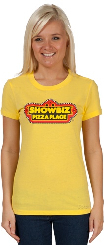 Showbiz Pizza Shirt