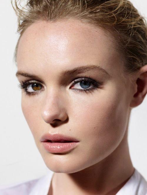 Kate Bosworth has heterochromia