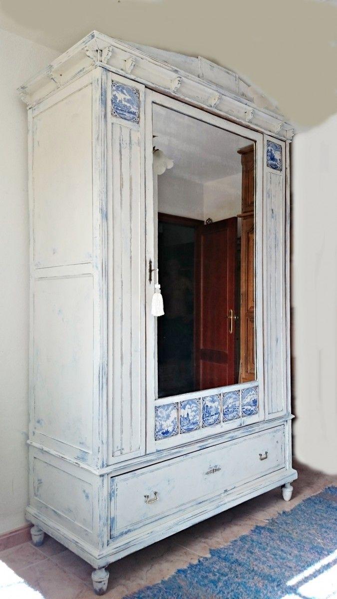 Cómo actualizar un armario antiguo | Bohemian and Chic