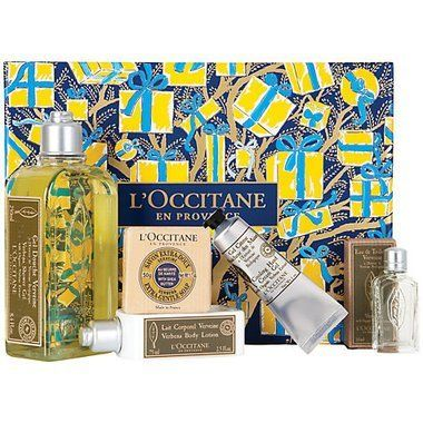 L'Occitane Enchanting Verbena Collection, http://www.amazon.co.uk/dp/B00FZWQKUC/ref=cm_sw_r_pi_awd_EbYHsb04KMP1Q